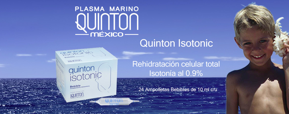 Quinton Isotonic Bebible